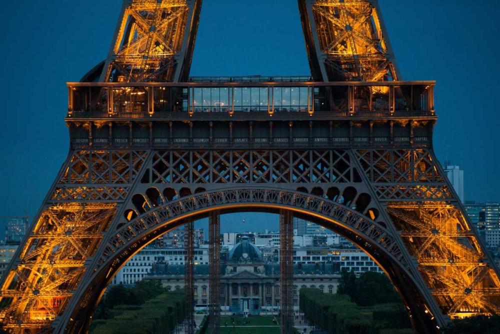 Eiffel Tower at Night VI Berzel, Erin 19867