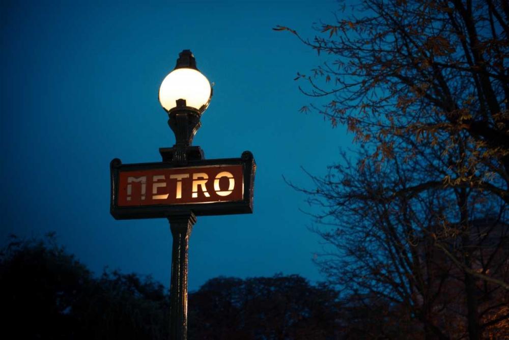 Paris Metro I Berzel, Erin 19868