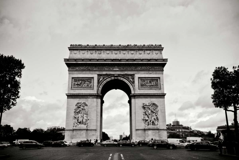 Arc de Triomphe I Berzel, Erin 19880