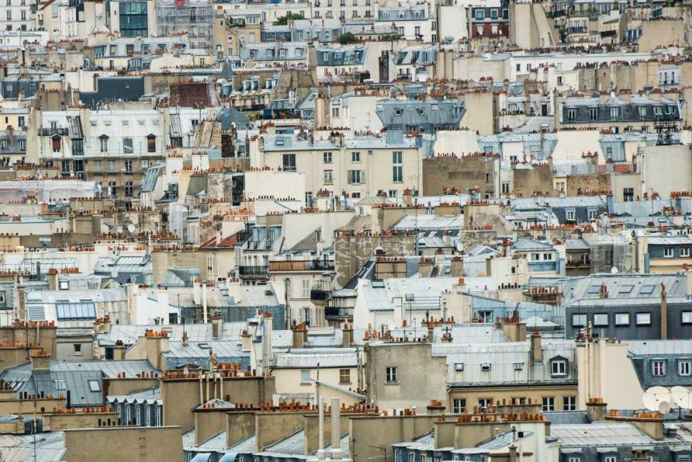Paris Rooftops I Berzel, Erin 63924