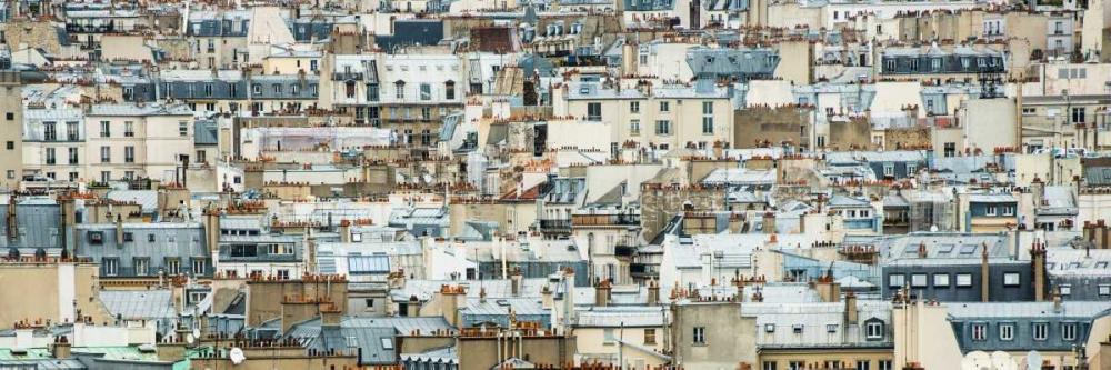 Montmartre Panoramic I Berzel, Erin 63928