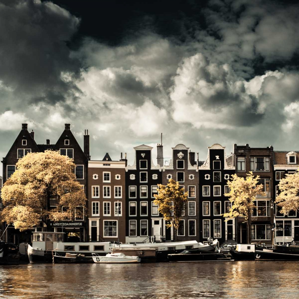 Amsterdam Canal II Berzel, Erin 63933