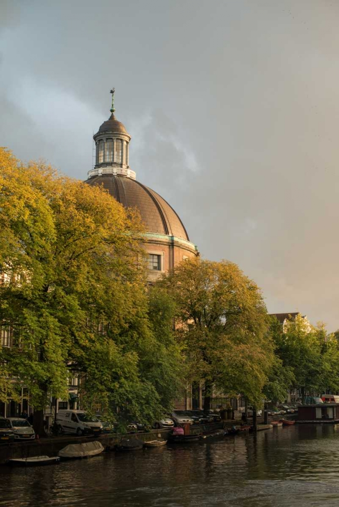 Amsterdam Singel Canal Berzel, Erin 63937
