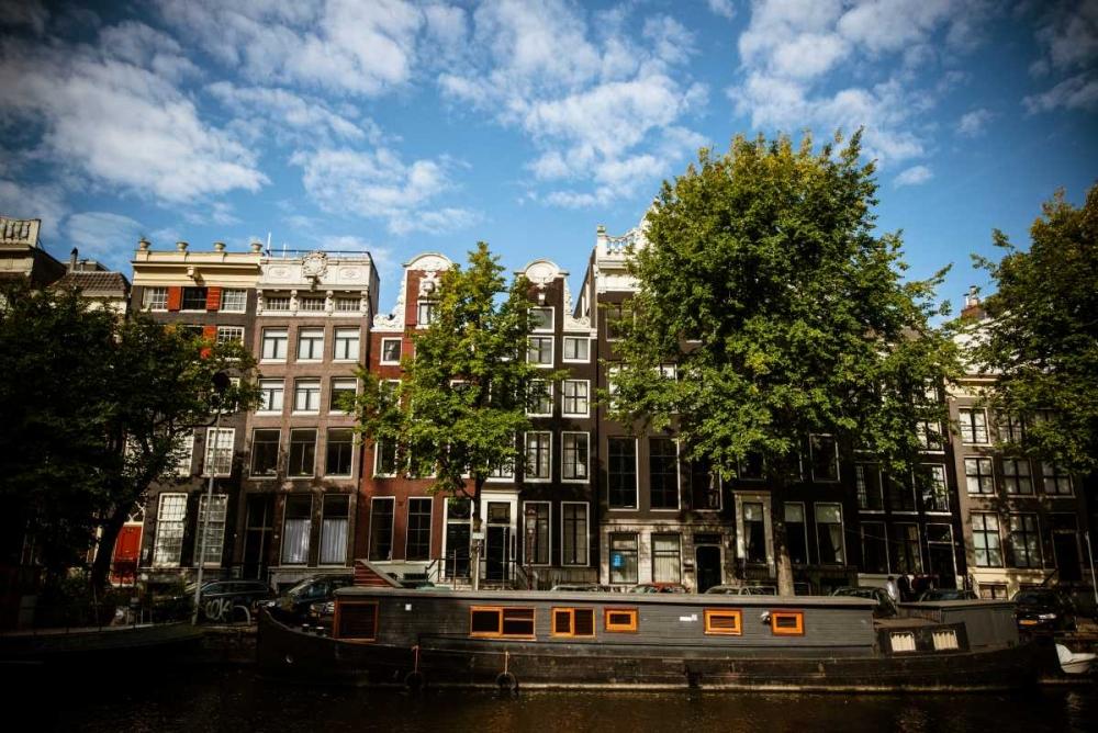 Amsterdam Canal Houses II Berzel, Erin 63944