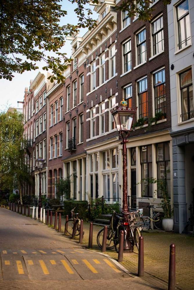 Amsterdam Road II Berzel, Erin 63956