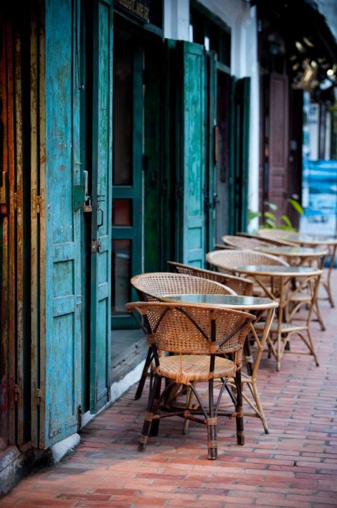Colorful Cafe Berzel, Erin 63973