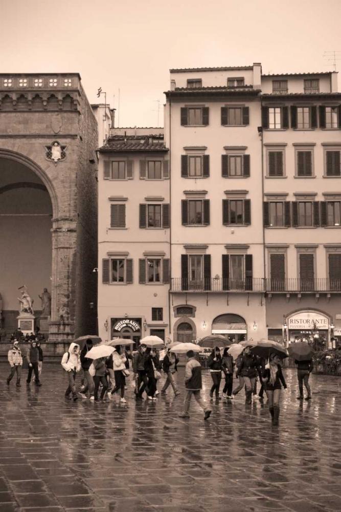 Streets of Florence II Crane, Rita 14266