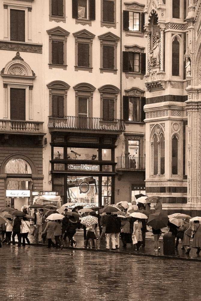 Streets of Florence III Crane, Rita 14267
