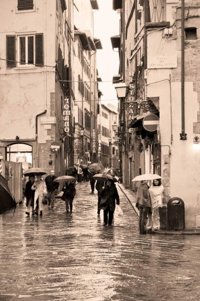Streets of Florence IV Crane, Rita 14268