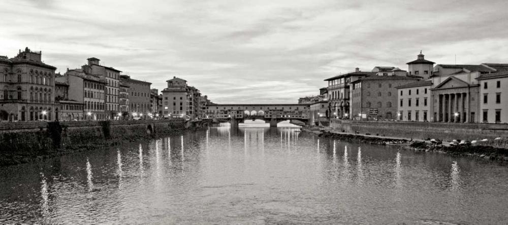 Ponte Vecchio IV Crane, Rita 14284