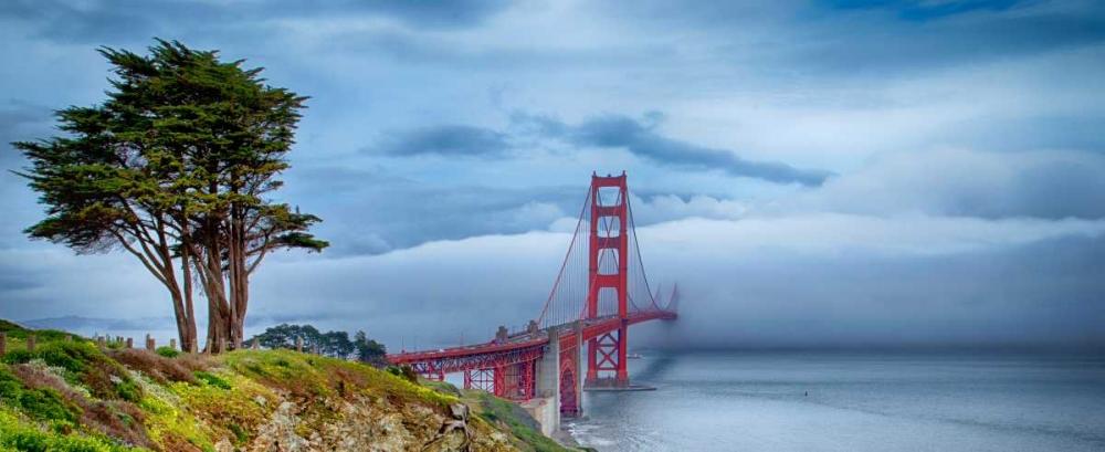 Golden Gate Bridge I Crane, Rita 145295