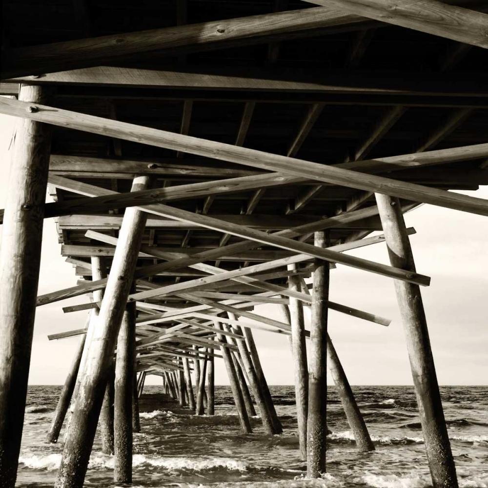 Atlantic Pier Sq. II Hausenflock, Alan 9479