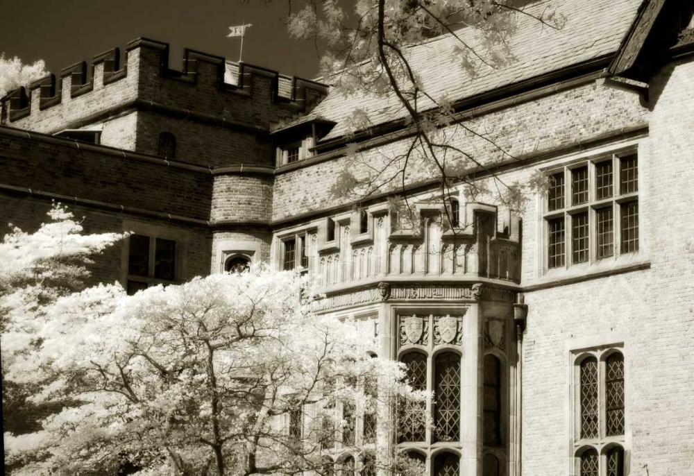 Tudor Mansion II Hausenflock, Alan 9512