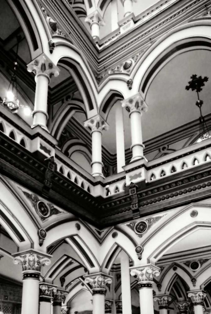 Moorish Balconies II Hausenflock, Alan 9520