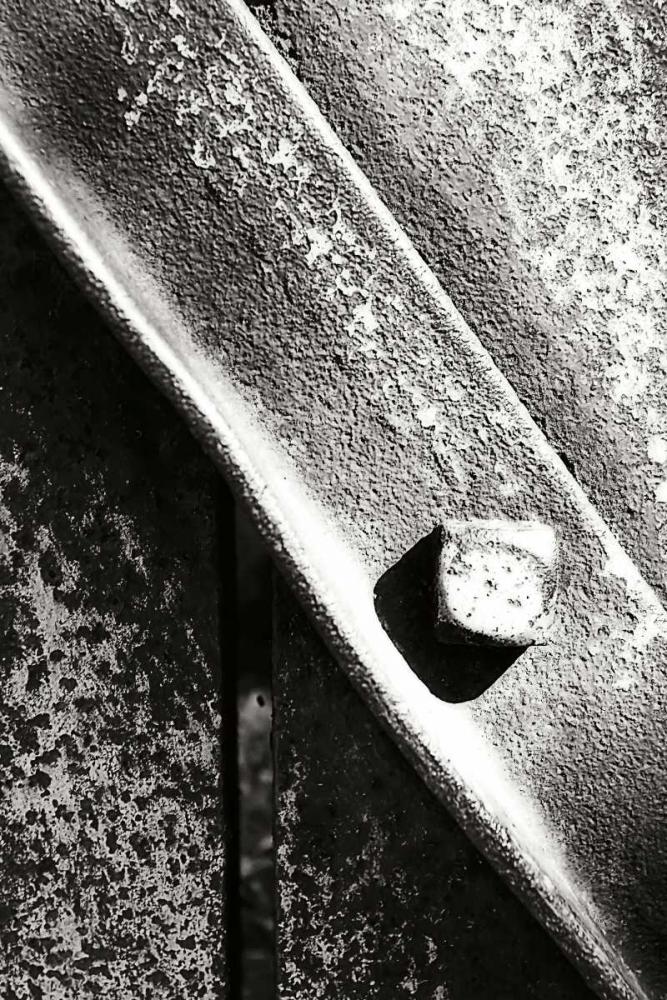 Weathered Steel II Hausenflock, Alan 14442