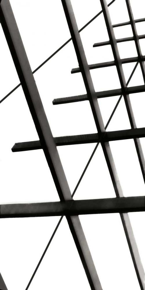 Steel Lattice II Hausenflock, Alan 19988