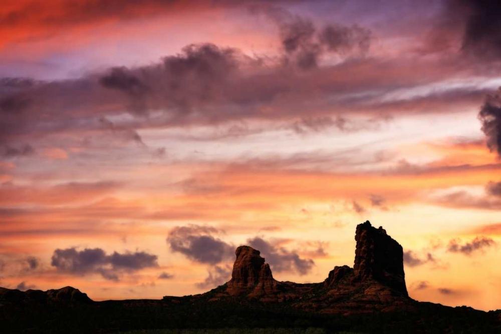 Sunset in the Valley II Hausenflock, Alan 29310