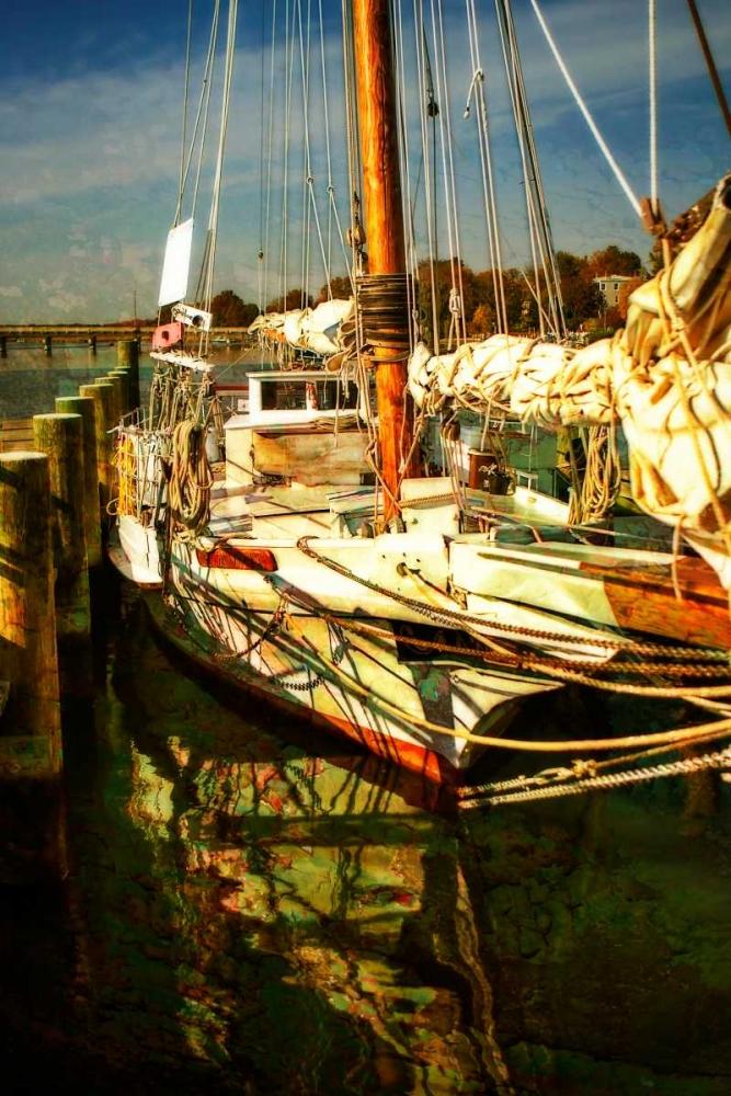At the Dock I Hausenflock, Alan 145659