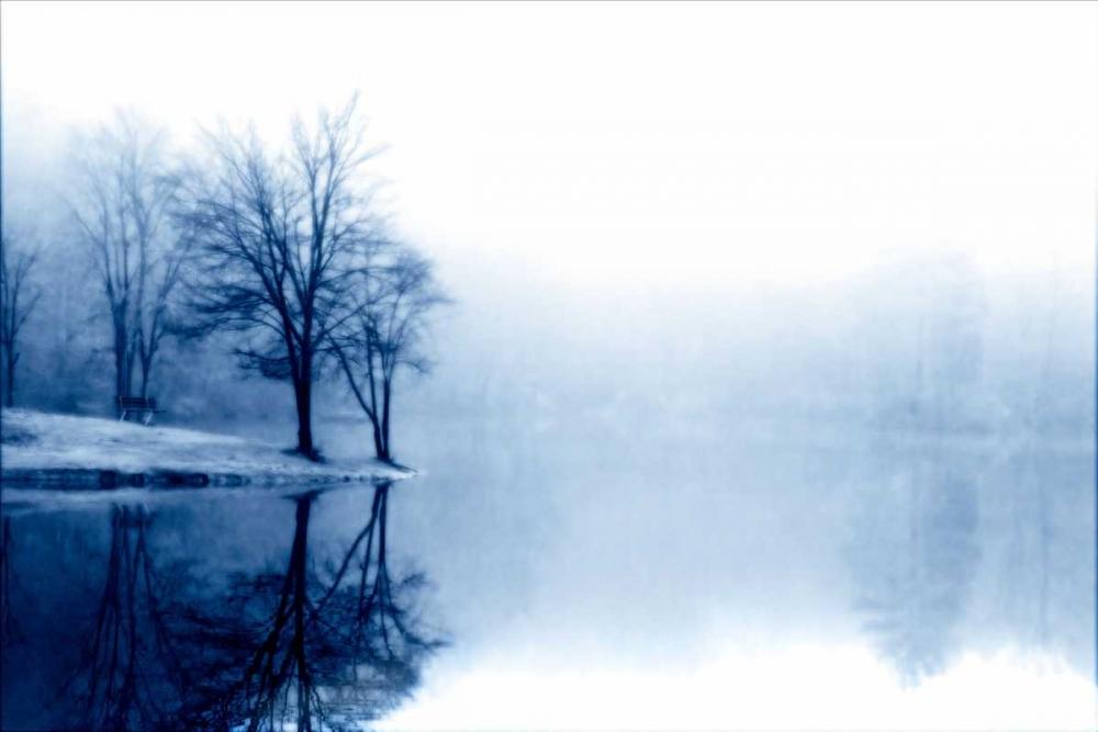 Fog on the Lake III Hausenflock, Alan 1704