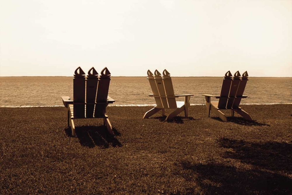 Adirondack Chairs II Hausenflock, Alan 1721