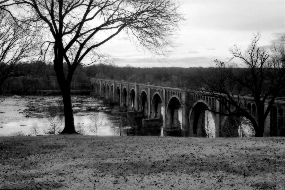 Bridge Across the James V Hausenflock, Alan 1862