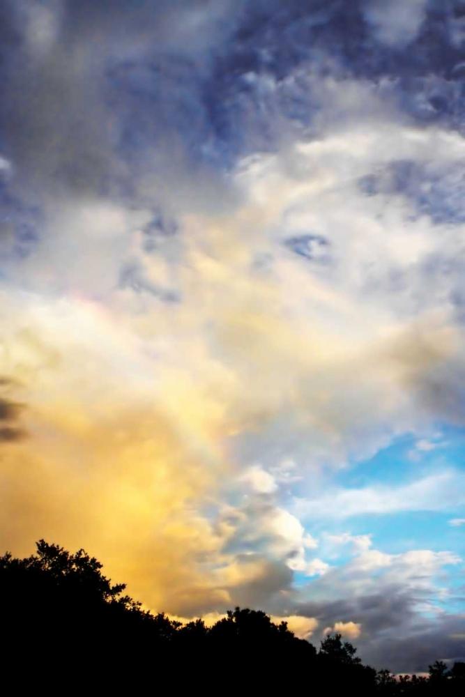 Rainbow Cloud I Hausenflock, Alan 920