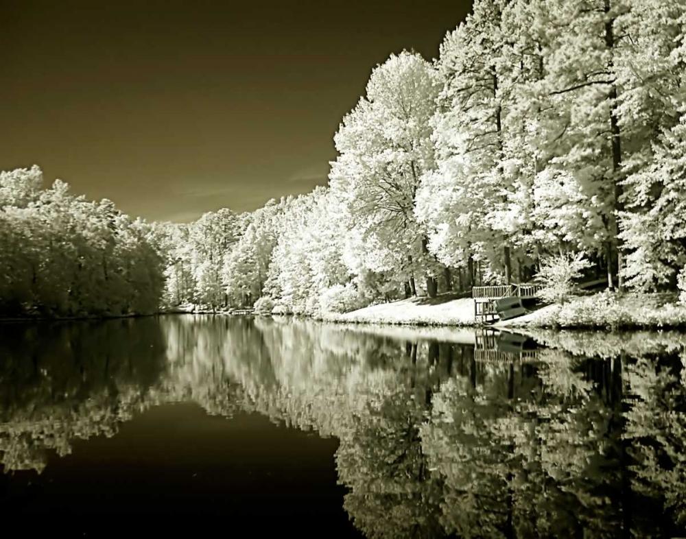 Ayers Lake I Hausenflock, Alan 1004
