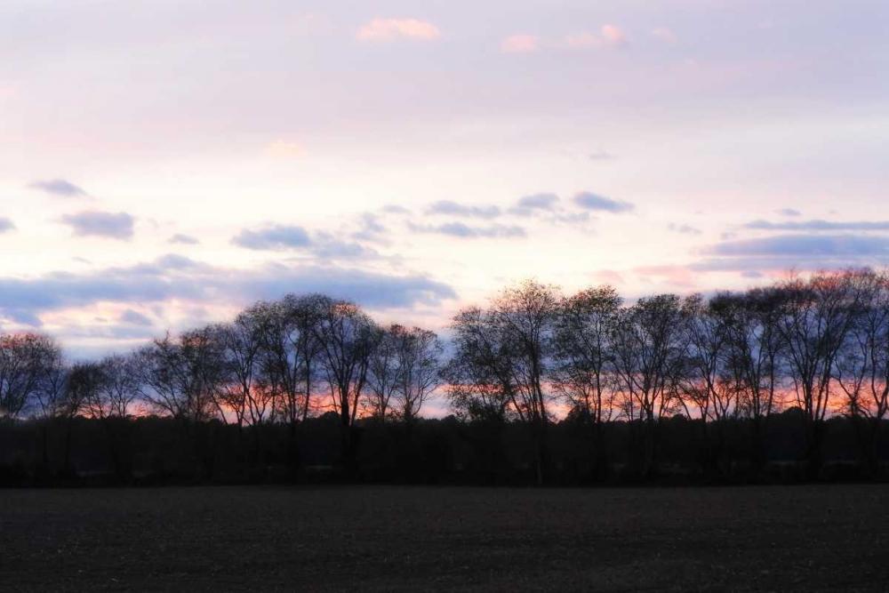 Winter Sunset I Hausenflock, Alan 1250