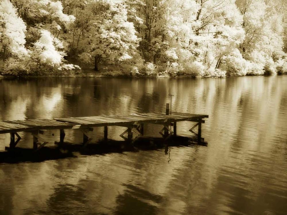 Mint Springs Lake III Hausenflock, Alan 1941