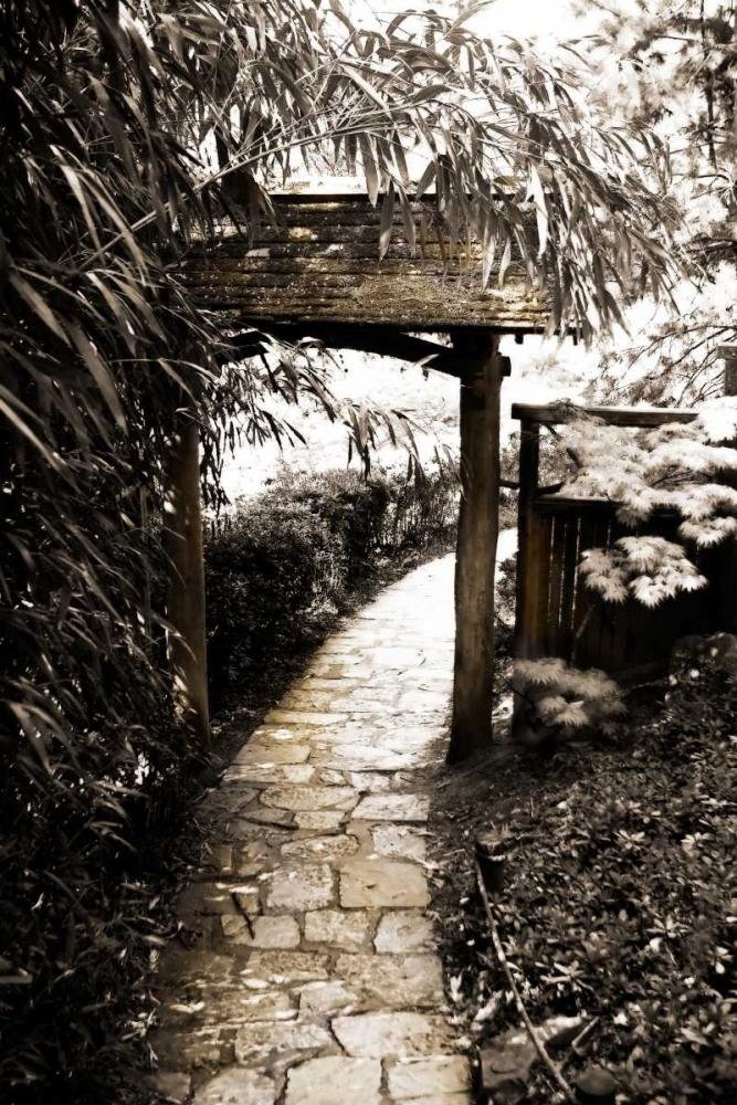Bamboo Garden I Hausenflock, Alan 506
