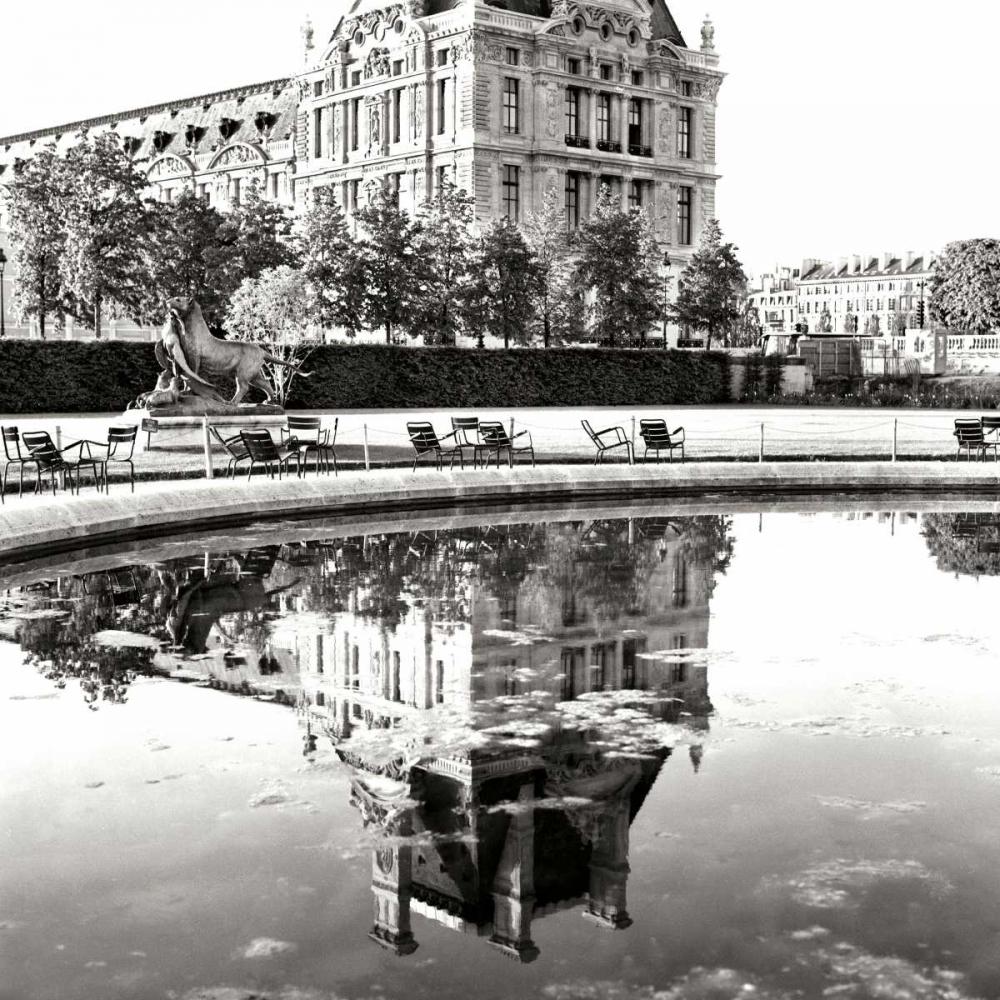 Jardin des Tuileries I Johnson, George 20049