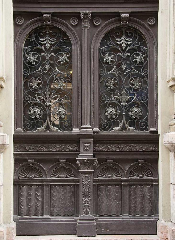Budapest Double Door Johnson, George 145796