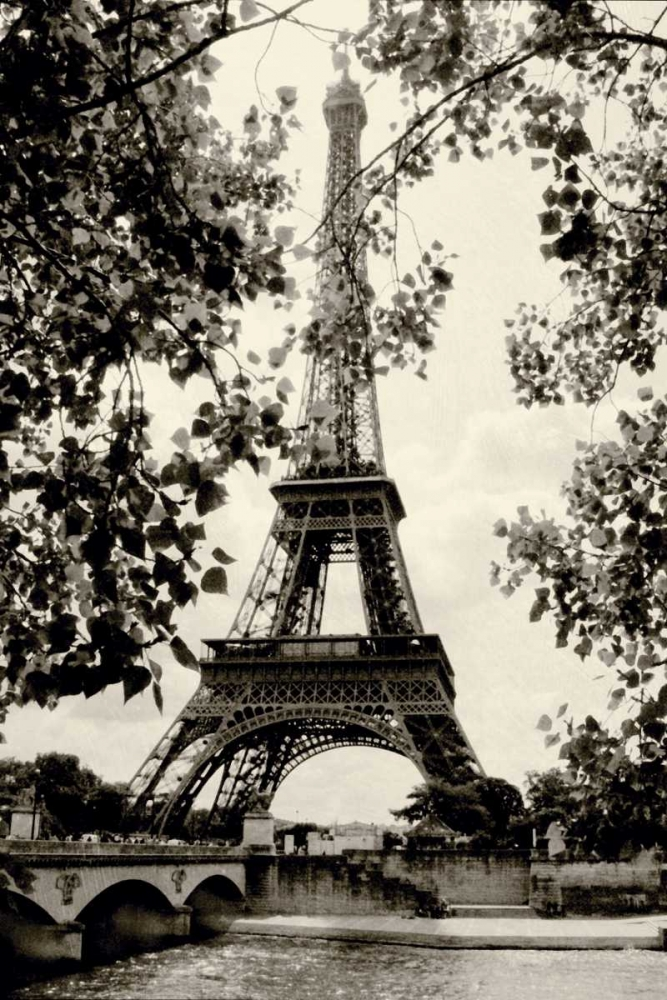 Eiffel Tower II Melious, Amy 2394