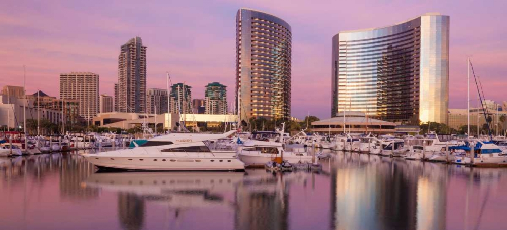 San Diego Waterfront I Mahan, Kathy 20152