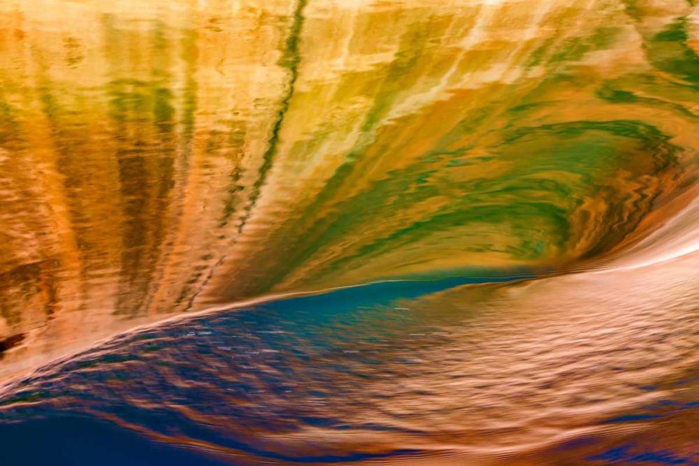 Wake Patterns I Mahan, Kathy 29413