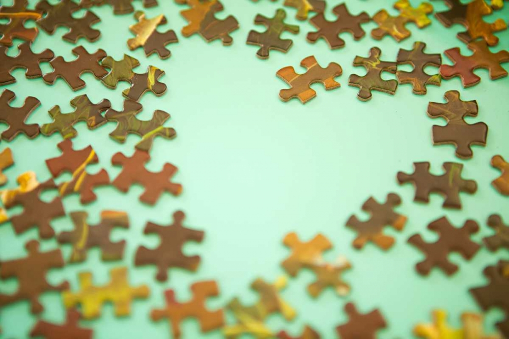 Puzzle Heart I Millet, Karyn 20295