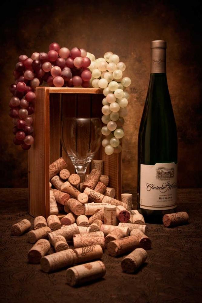 Wine Corks Still Life II McNemar, C. Thomas 2512