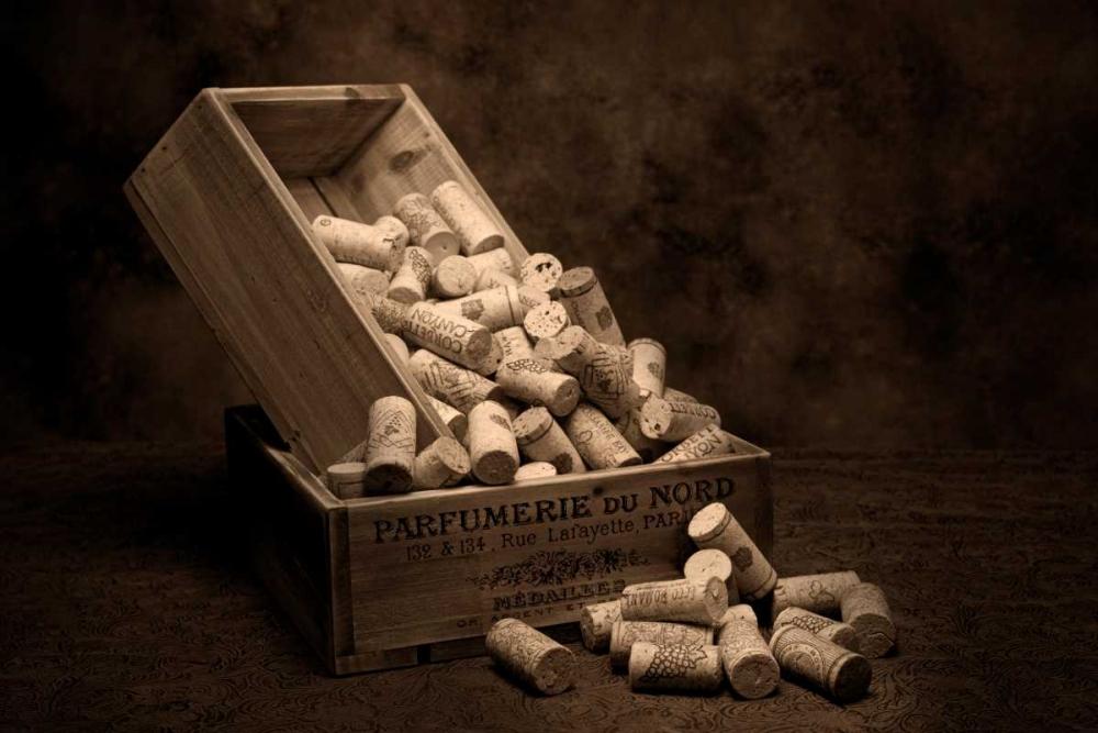 Wine Corks Still Life I McNemar, C. Thomas 2517