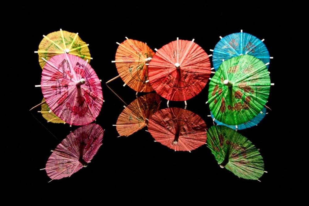 Cocktail Umbrellas I McNemar, C. Thomas 2577