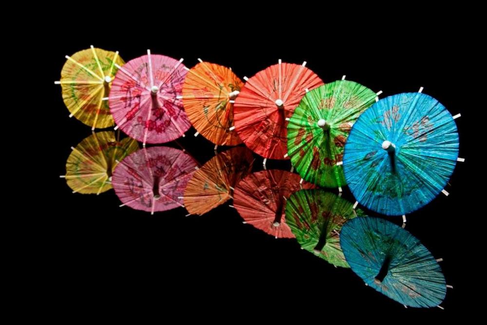 Cocktail Umbrellas II McNemar, C. Thomas 2578