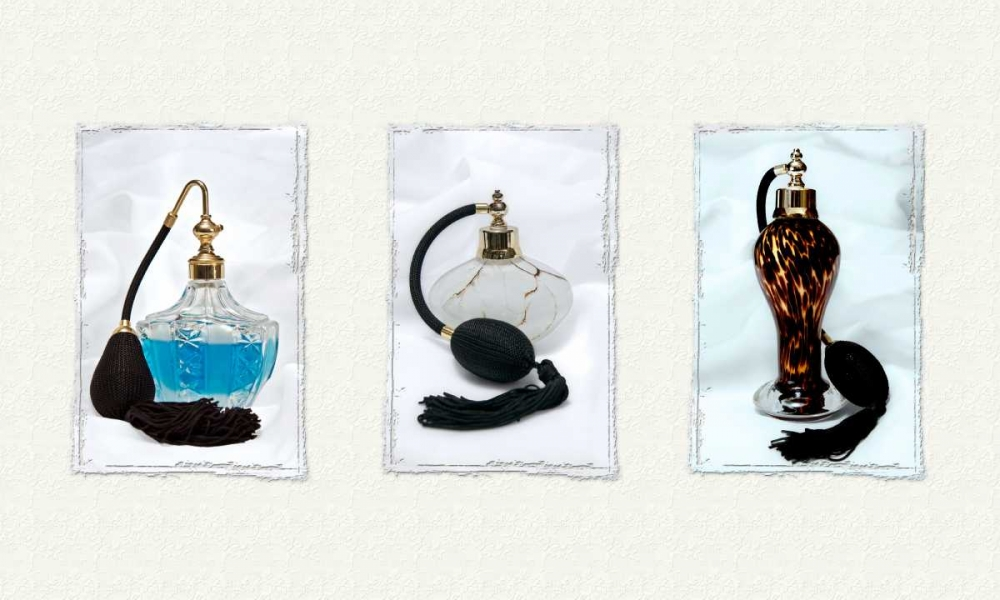 Perfume Triptych I McNemar, C. Thomas 2589