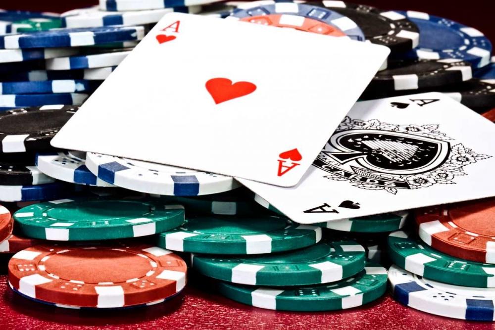 Poker Hand I McNemar, C. Thomas 2632