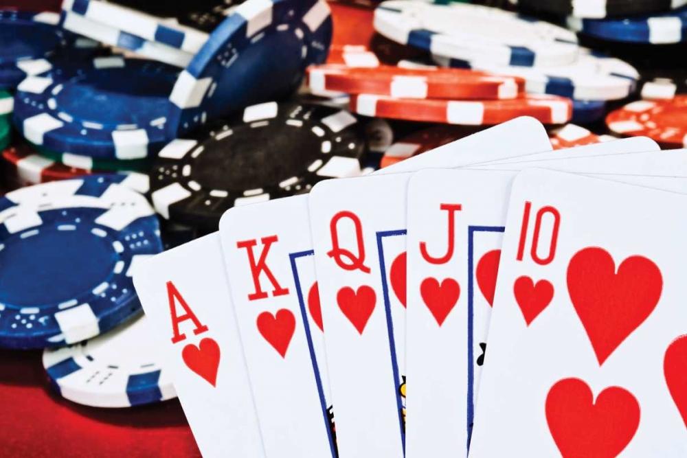 Poker Hand II McNemar, C. Thomas 2633