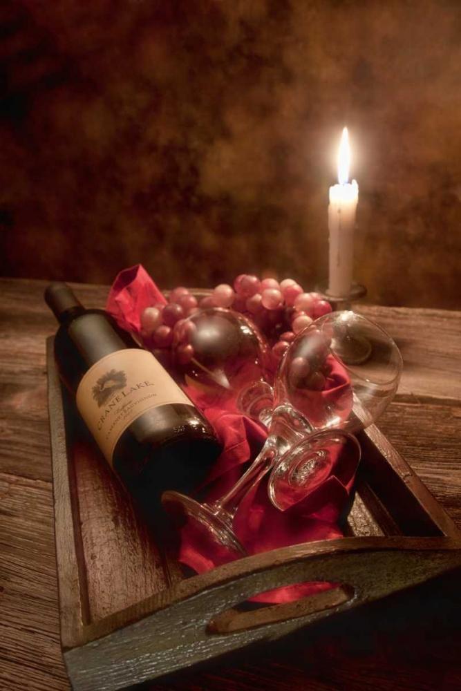 Wine by Candlelight I McNemar, C. Thomas 2663