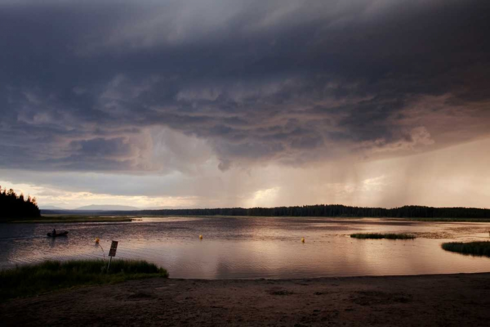 Rain Clouds Murray, Roberta 25094