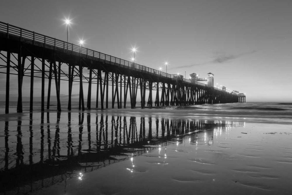 Pier Night II Peterson, Lee 2851