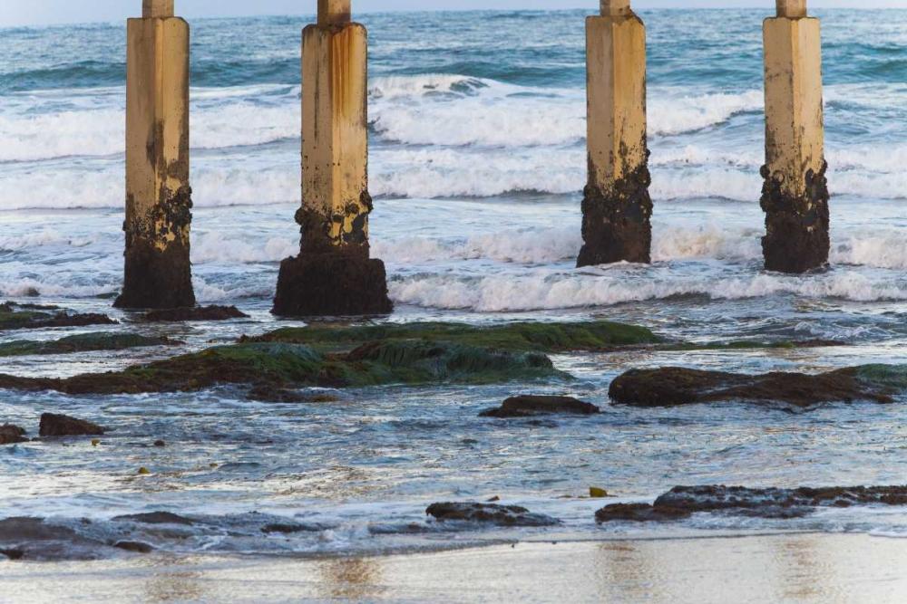 Ocean Beach Pier II Peterson, Lee 146530