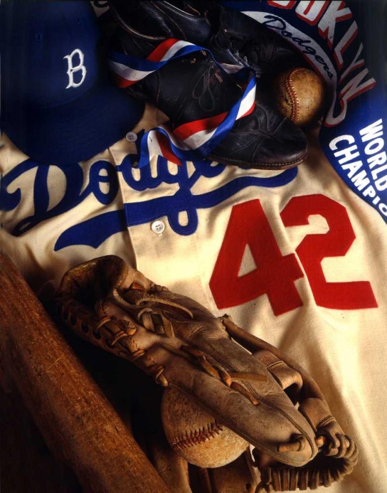 Brooklyn Dodgers Spindel, David 146572
