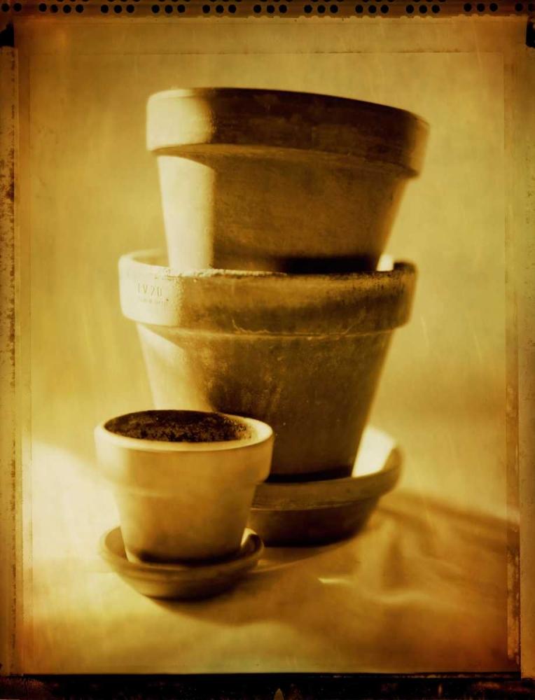 Terracotta Pots II Stefko, Bob 9848