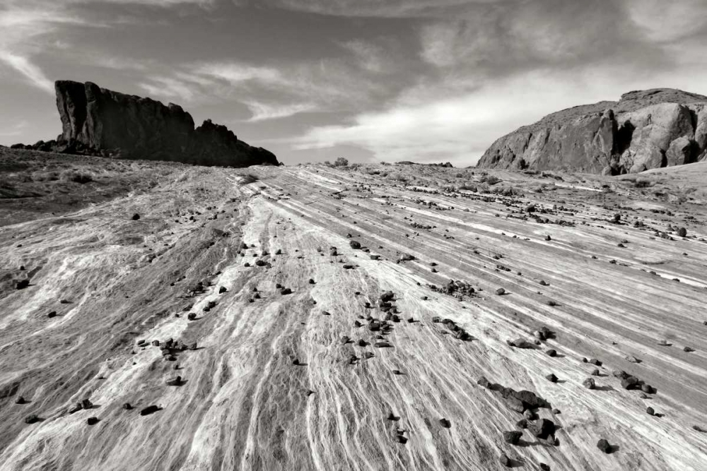 Sands of Time I BW Taylor, Douglas 25230